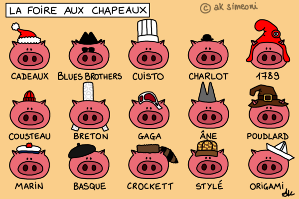 chapeaux & co