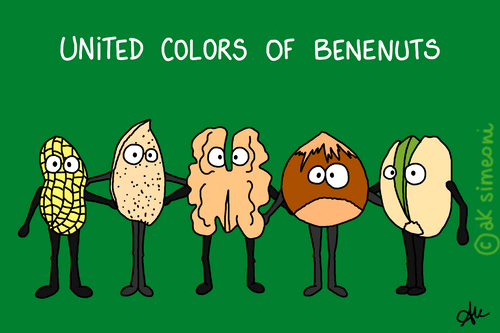 united colors of benenuts
