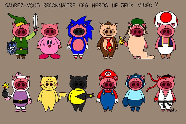 Les petits dessins d 39 anneka jeu - Dessin de jeux video ...