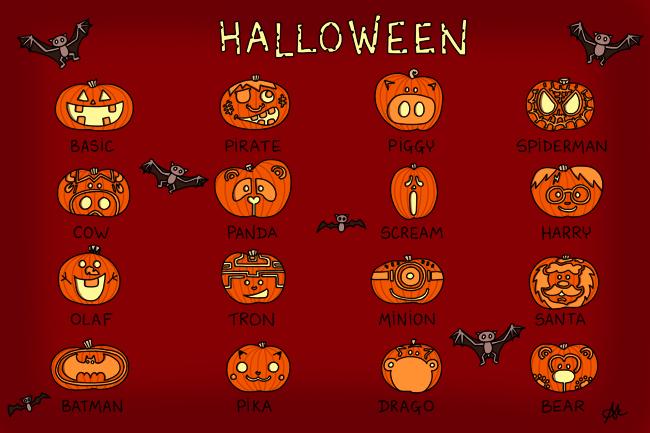 Halloween dans tous ses états !